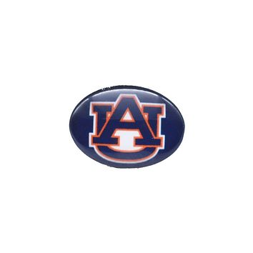 Snap Button 18mmX25mm NCAA Auburn Tigers Charms Interchangeable Buttons Bracelet Football Fans Gift Paty Birthday