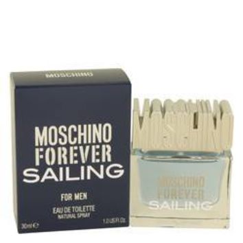Moschino Forever Sailing Eau DE Toilette Spray By Moschino For Men