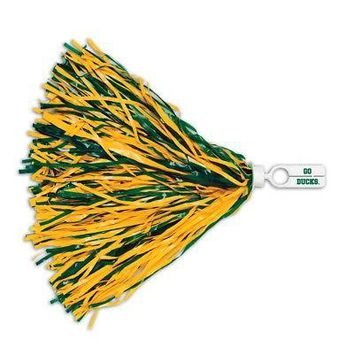 Licensed Oregon Ducks Official NCAA 500 Strand Cheer Pom Pom UO by Wincraft KO_19_1