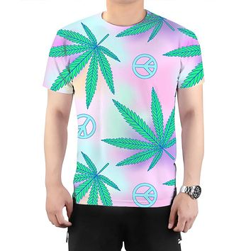 Peace & Weed T-Shirt