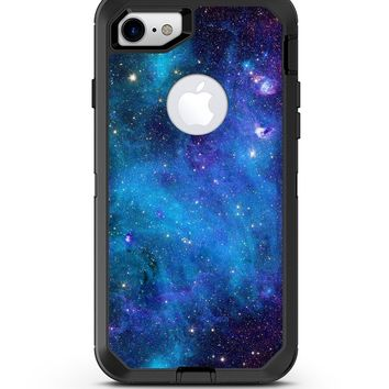 Azure Nebula - iPhone 7 or 8 OtterBox Case & Skin Kits