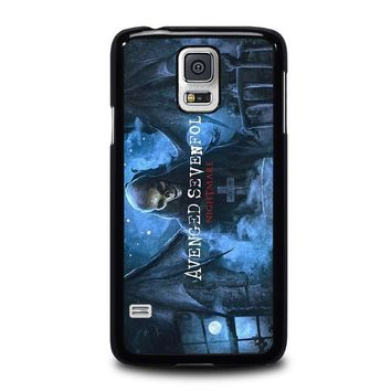 avenged sevenfold samsung galaxy s5 case cover  number 1