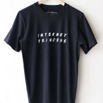 Internet Princess Tee