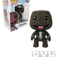 Funko Pop! Games: Little Big Planet - Sackboy - Vinyl Figure