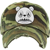 Ghost Baws Army Camo Dad Hat