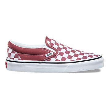 Mix Checker Slip-On | Shop At Vans
