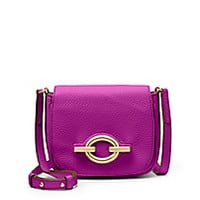 DVF Sutra Cafe Mini Leather Crossbody Bag