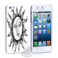 Sun and Moon Vektor iPhone 4s iPhone 5 iPhone 5s iPhone 6 case, Galaxy S3 Galaxy S4 Galaxy S5 Note 3 Note 4 case, iPod 4 5 Case
