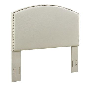 Beneduce Curved Upholstered Panel Headboard