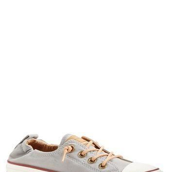 converse chuck taylor all star peached shoreline low top slip on sneaker women