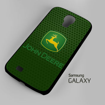 John Deere green tracktor A1027 Samsung Galaxy S3 S4 S5 Note 3 Cases