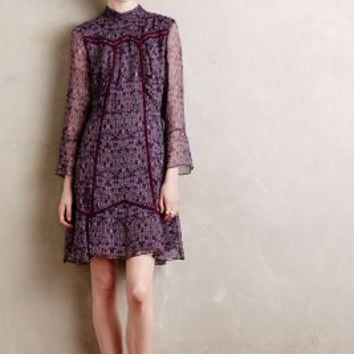 Sophronia Silk Dress