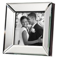 Picture Frame with Mirrored Glass 5X5