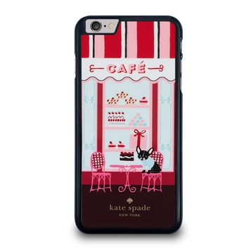 KATE SPADE NEW YORK CAFE iPhone 6 / 6S Plus Case