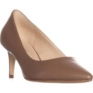 Nine West Smith Classic Heels, Natural, 8.5 US