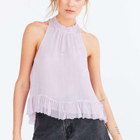 Kimchi Blue Lillianna Mock-Neck Cami - Urban Outfitters