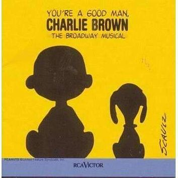 Soundtrack - You're A Good Man, Charlie Brown (New Broadway Musical) - Used CD
