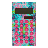 Lilly Pulitzer Calculator - Dirty Shirley