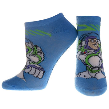 Toy Story - Buzz Lightyear Blue Socks