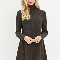 Marled Tunic Sweater
