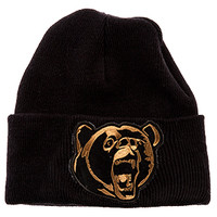 Brooklyn Bandit Gold Hat