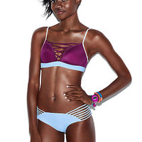 Strappy Front Triangle - PINK - Victoria's Secret