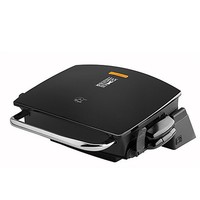 George Foreman GRP72CTB G-Broil Electric Nonstick Countertop Grill, Black