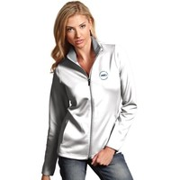 Antigua Seattle Seahawks Super Bowl XLVIII Champions Ladies Leader Jacket - White