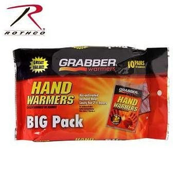 Hand Warmers - 10 Pack
