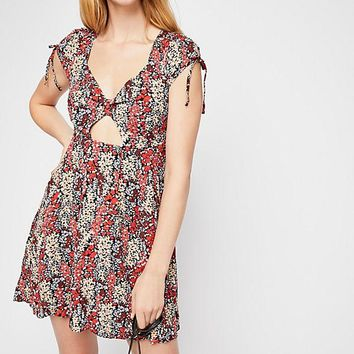 Women's Free People Miss Right Mini Dress