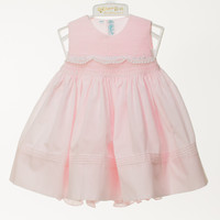 Baby Dress with Delicate Details