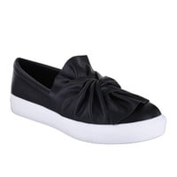 Zoe Slip On Sneaker in Black
