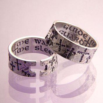 Guide Me Waking Sterling Silver