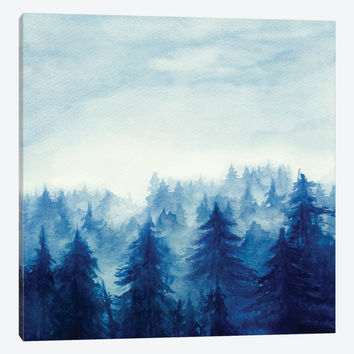 In The Forest II Canvas Print by Marco Gonzalez | iCanvas