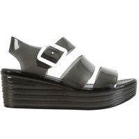 Monica Jelly Sandal Platform - Licorice