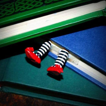 Wicked Witch Bookmark Etsy Original Inspired by Wicked by IansCafe