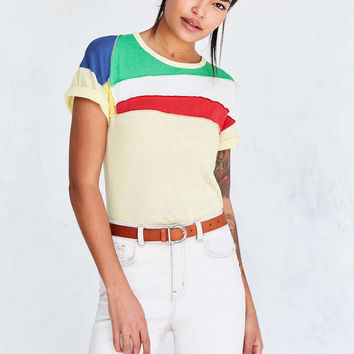 BDG Rainbow Tee - Urban Outfitters