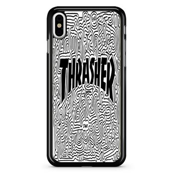 The Mazes Thrasher iPhone X Case