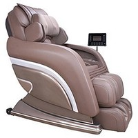 Omega MPRBRN model Montage Pro ZERO GRAVITY Montage Pro Massage Chair with MP3 Music Player, Brown