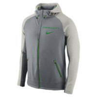Nike Disruption Performance (Oregon) Men's Basketball Hoodie Size Small (Grey)