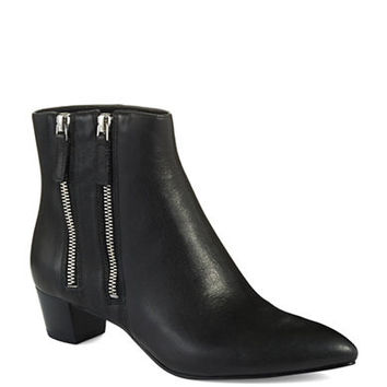 Nine West Tunic Ankle Boots