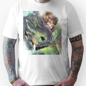 How to train your dragon 'Hug' Unisex T-Shirt