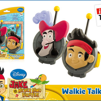 walkie talkie jake never land pirates  disney