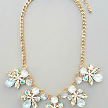 Rienzi Crystals Necklace
