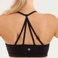 breathe easy bra | women's bras | lululemon athletica