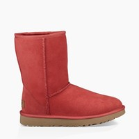 Ugg Red Classic Short Boot