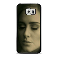 Adele Potrait Face Hello Actress Samsung Galaxy S6 Case