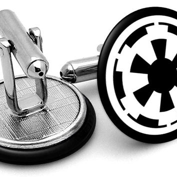 Star Wars Galactic Empire Imperial Cufflinks