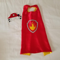 Marshall Paw Patrol Cape and Mask