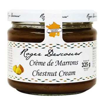 Concept Fruits Creme de Marrons Chestnut Cream, 11.4 oz (325 g)